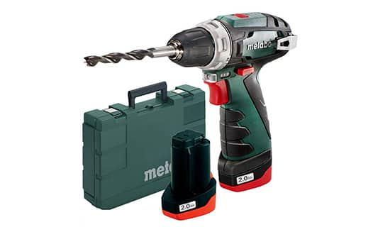 84565 Шуруповерт Metabo PowerMaxx BS10.8B  ​
